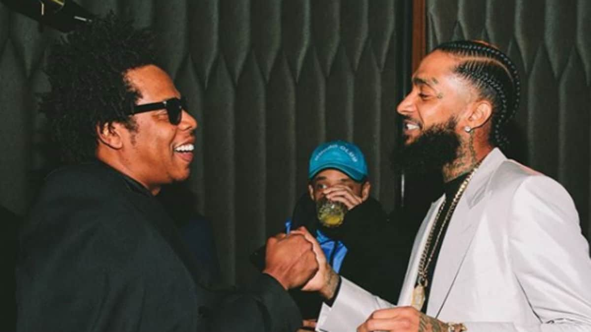 Did Jay Z Set Up A Trust Fund For Nipsey Hussle S Kids It Appears To Be A Fake Story