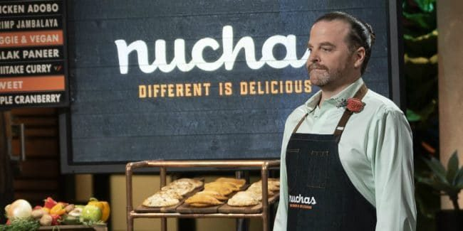 Ariel Barbouth presents Nuchas on Shark Tank