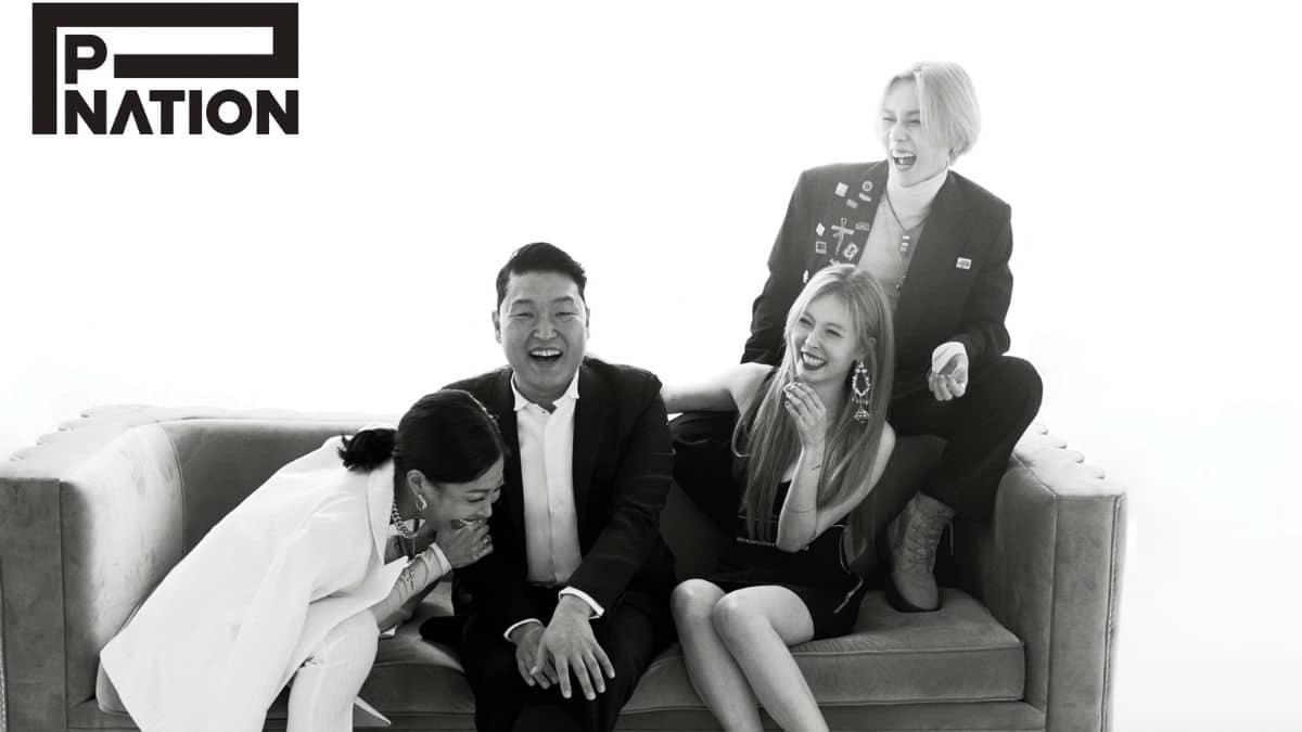 P-NATION family shoot