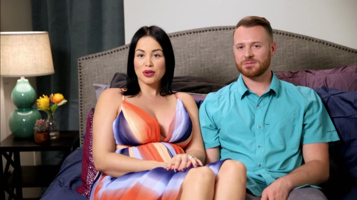 Paola and Russ on 90 Day Fiance: Happily Ever After