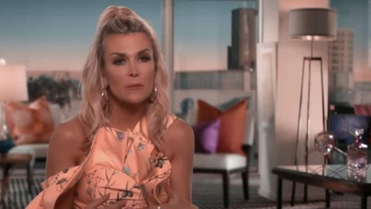 Tinsley Mortimer confessional for RHONY