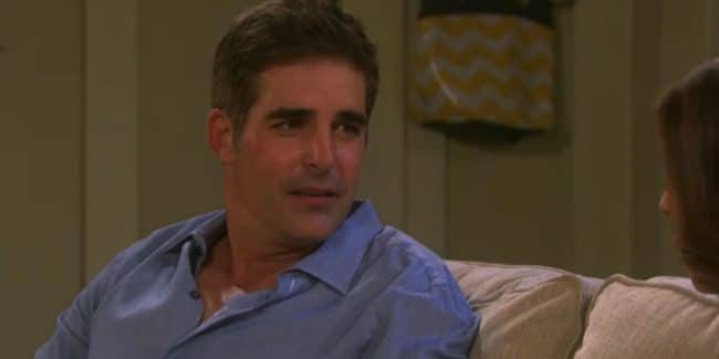 Galen Gering as Rafe on Days of our Lives