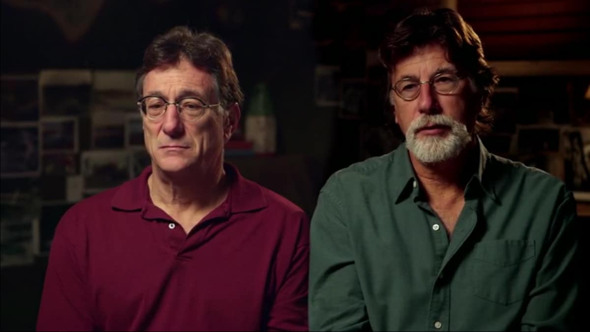 Rick and Marty Lagina on Curse of Oak Island