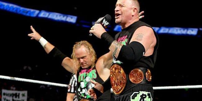 Road Dogg quits as lead writer