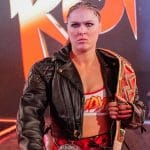 Ronda Rousey reportedly leaving WWE