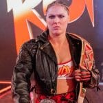 Ronda Rousey says she was supposed to leave WWE after just seven months