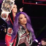 Sasha Banks reportedly tried to quit WWE