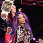 Sasha Banks ruined her wrestling career