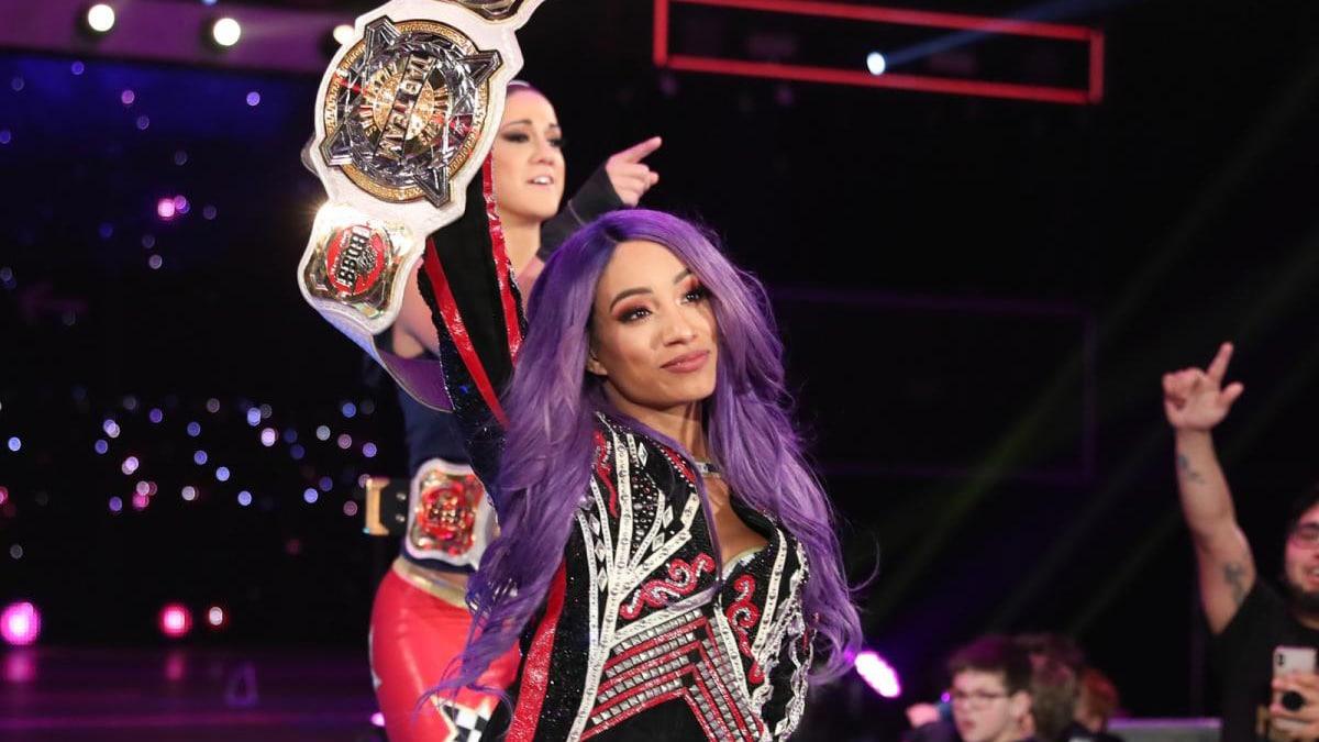 WWE Legend Feels Sasha Banks' Career Is Over