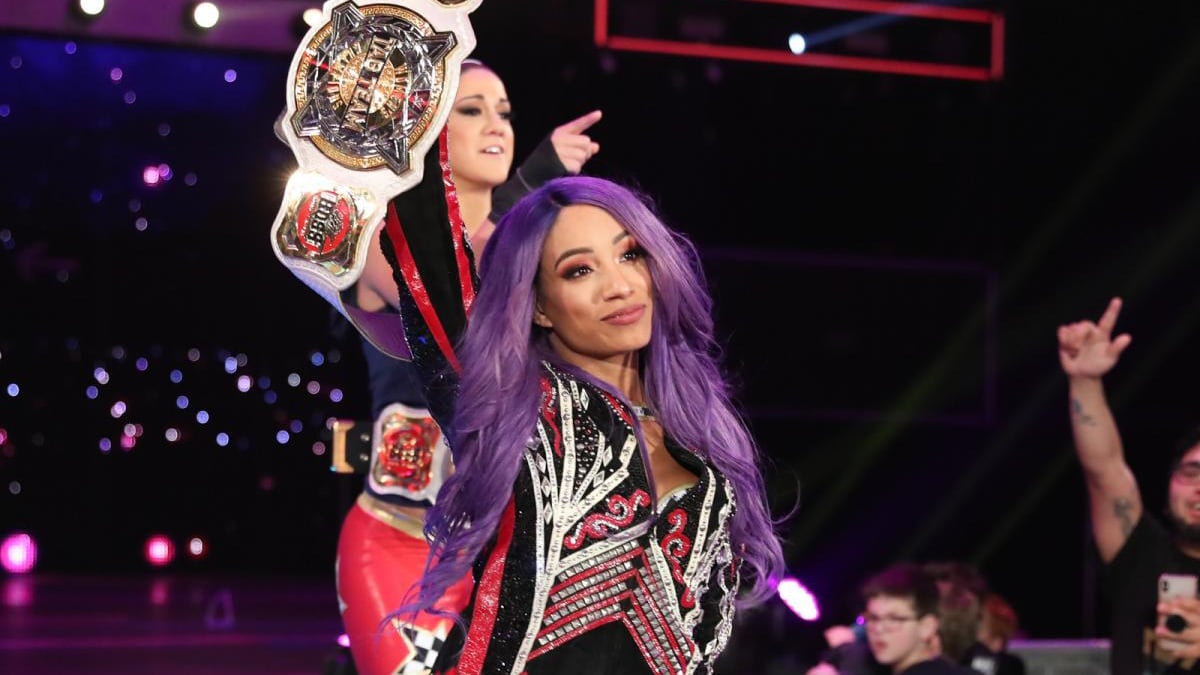 Sasha Banks Wants Out Of WWE Company Hoping Shell Ride It Out