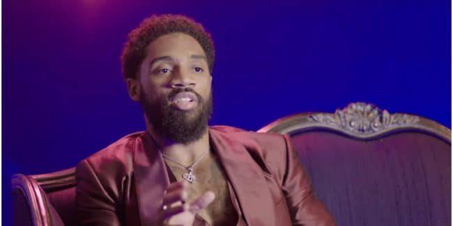 Scrapp Deleon in a VH1 video