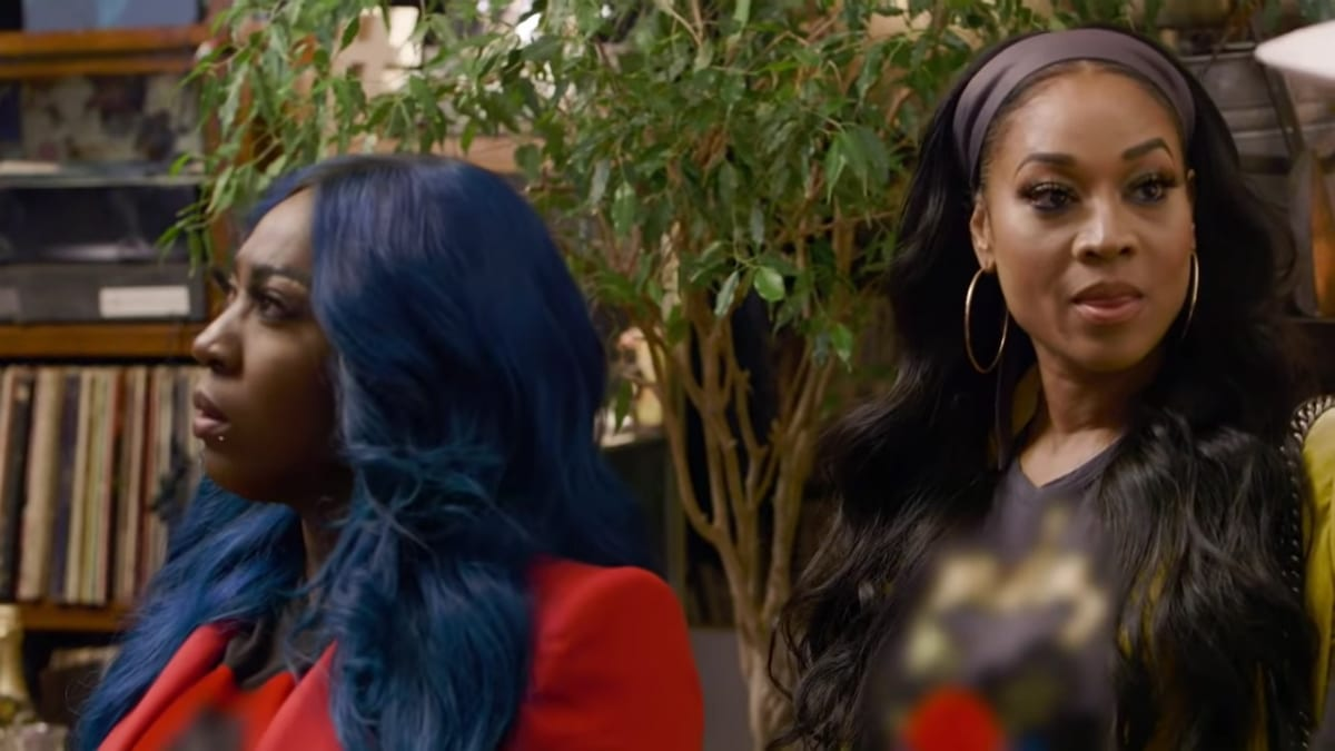 Spice and Mimi Faust on Love & Hip Hop: Atlanta