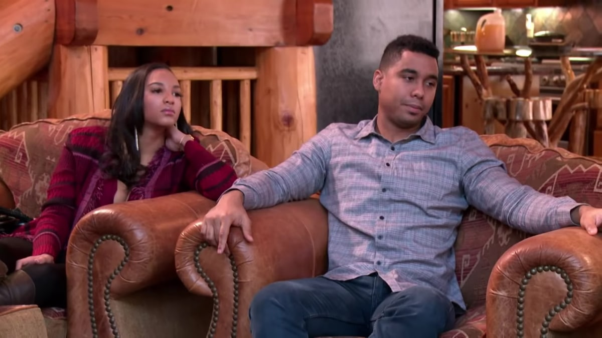Chantel Everett and Pedro Jimeno of 90 Day Fiance: Happily Ever After?
