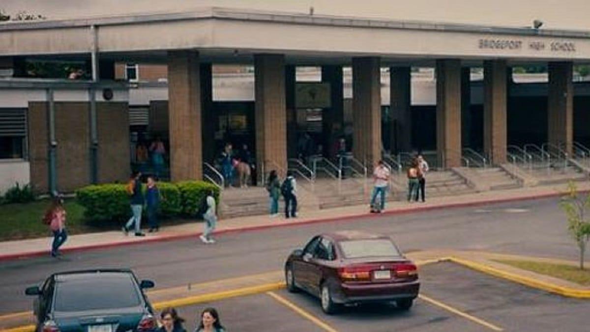 Brooks High School in Metairie, Louisiana