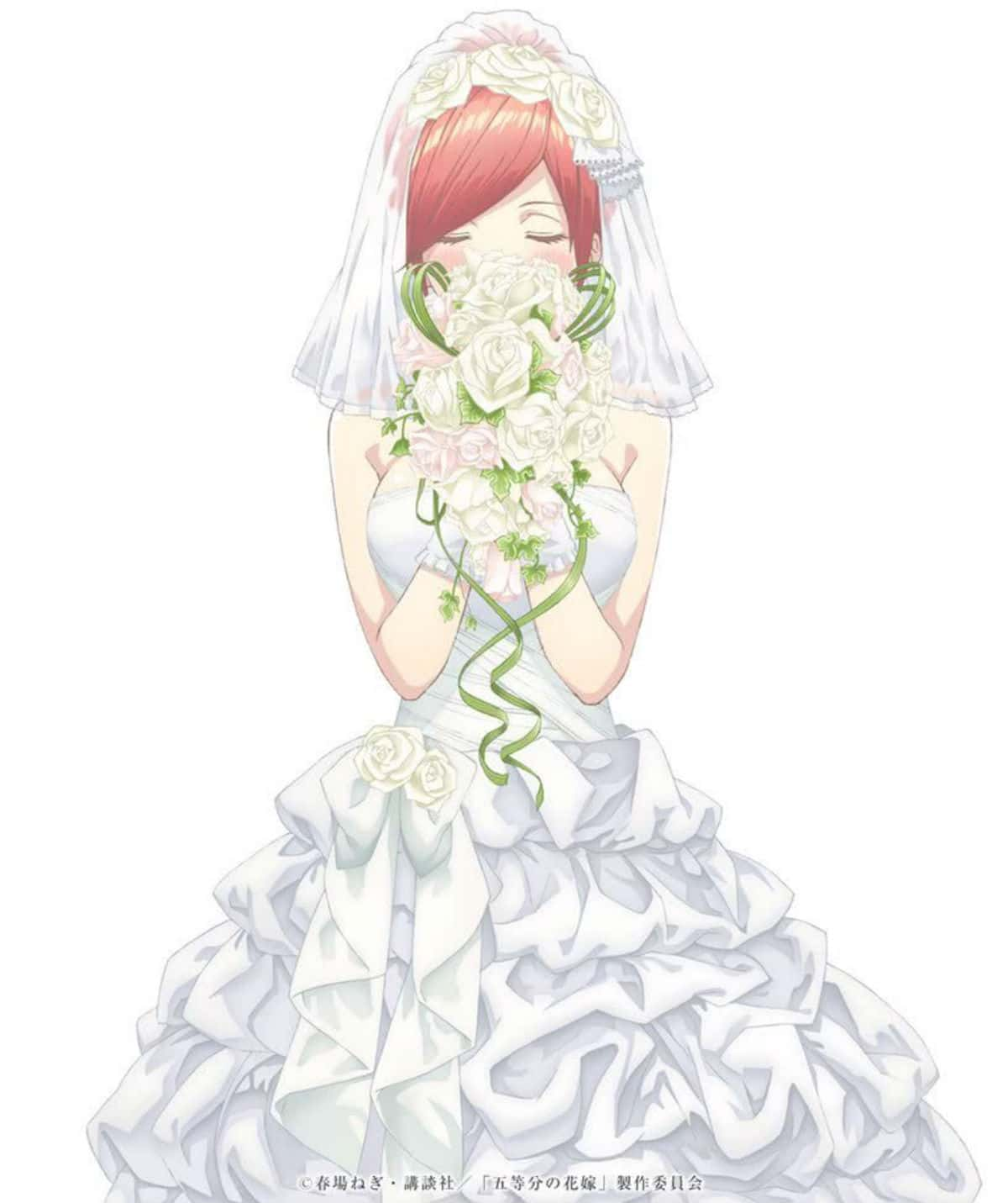 The Quintessential Quintuplets Bride
