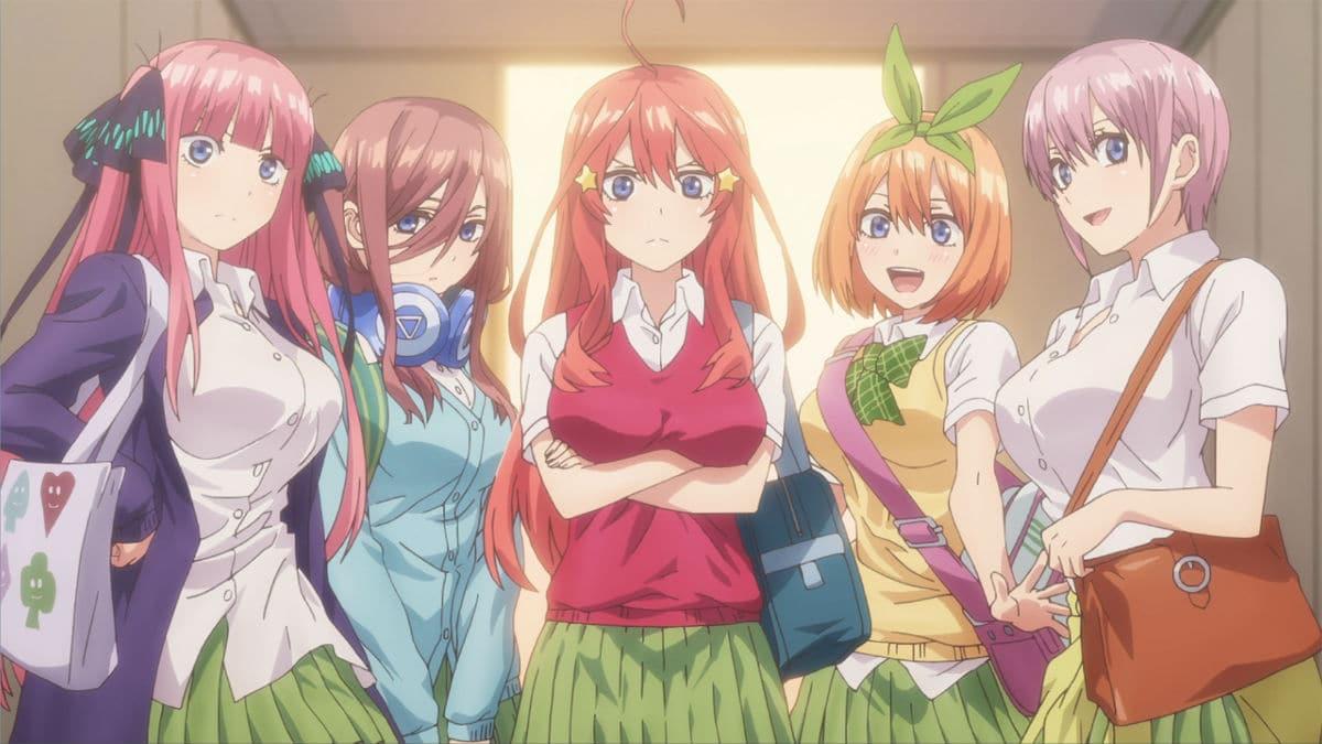 The Quintessential Quintuplets Season 2 release date Gotoubun no Hanayome manga compared to the 5toubun anime Spoilers