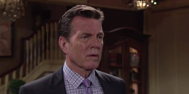Jack on Young and the Restless