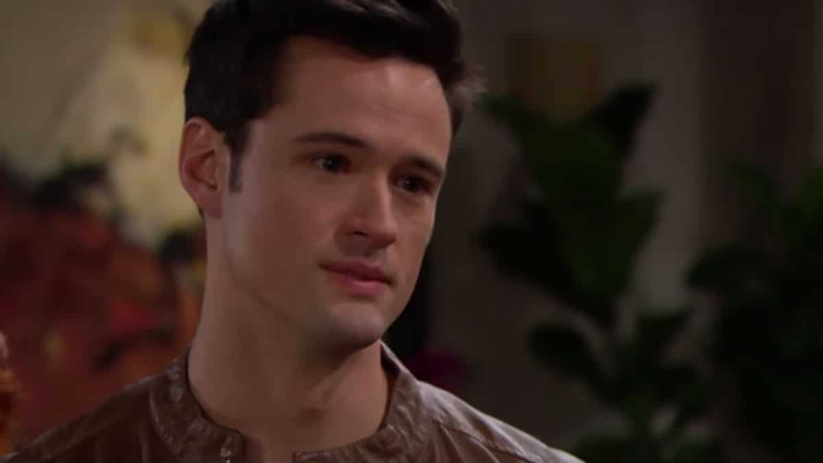 Matthew Atkinson as Thomas on The Bold and the Beautiful