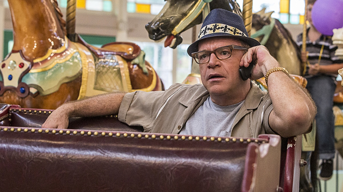 Elvis Bertrand (Tom Arnold) on NCIS: New Orleans