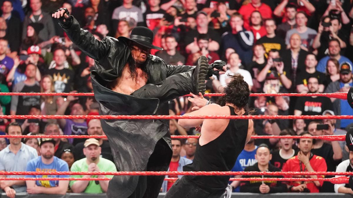 WWE Made The Undertaker An Offer He Couldn't Refuse