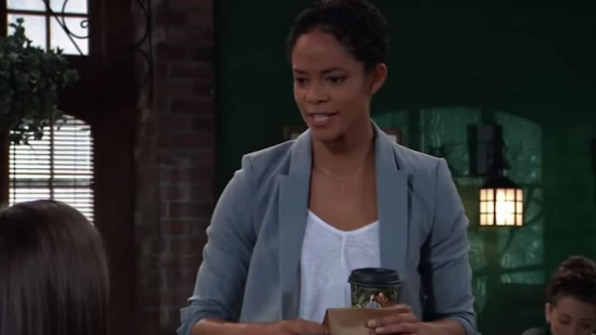 Paulina Bugembe as Valerie Spencer on General Hospital