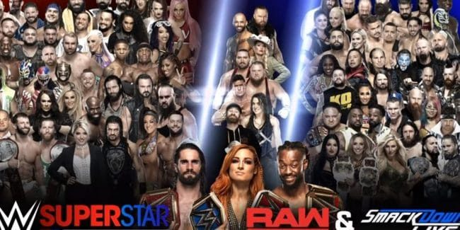 WWE makes some last second changes to Superstar Shake-Up moves