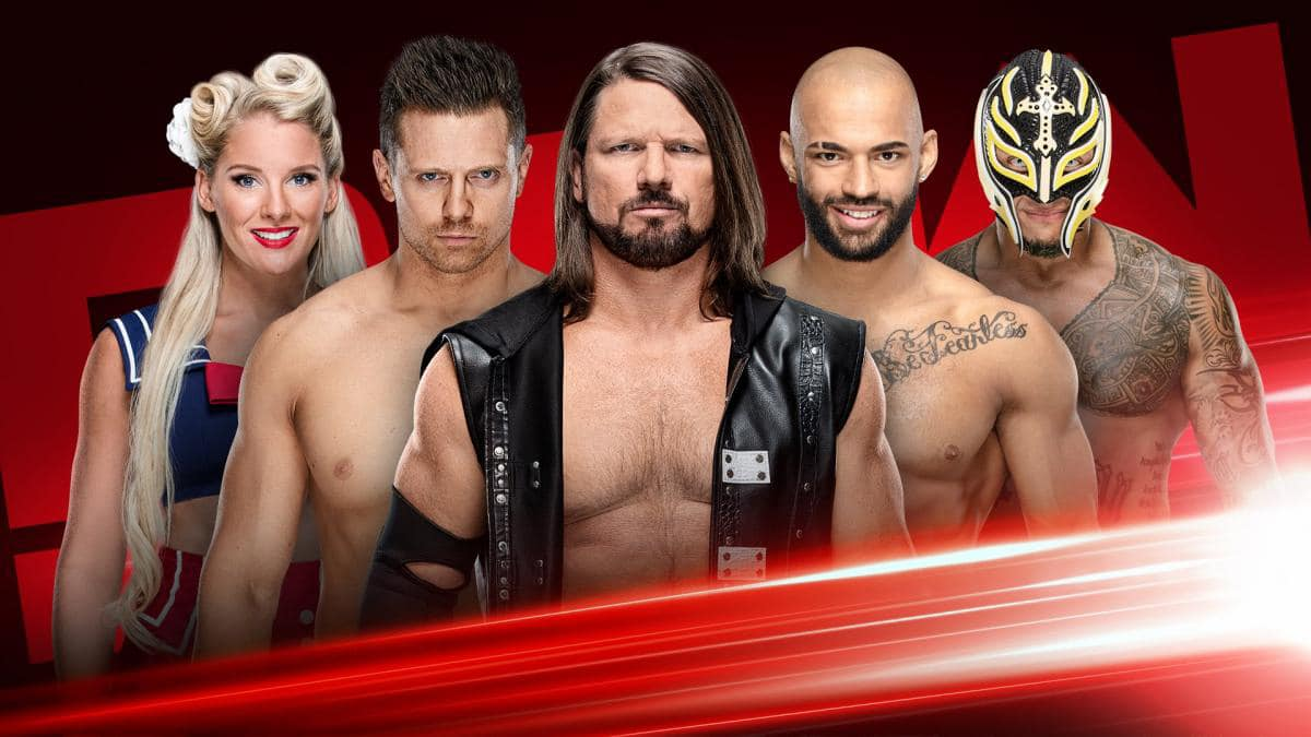 The full list of every move in 2019 WWE Superstar Shake-Up