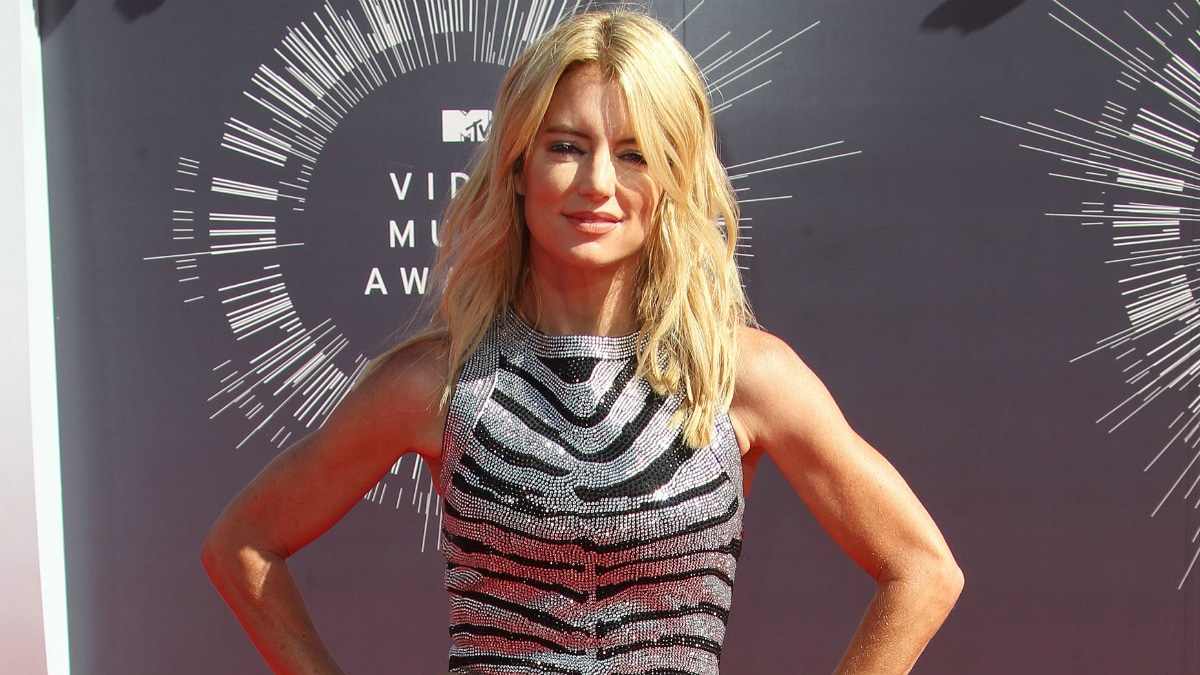 Cynthia Watro. 2014 MTV Video Music Awards held at The Forum