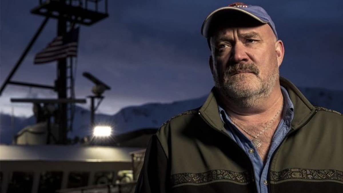 Captain Keith Colburn of Deadliest Catch