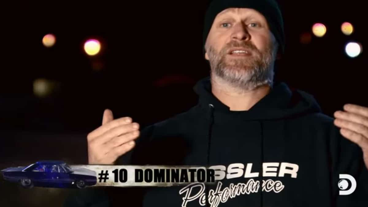 Dominator is worried ahead of the Monza race, will he keep his rank?