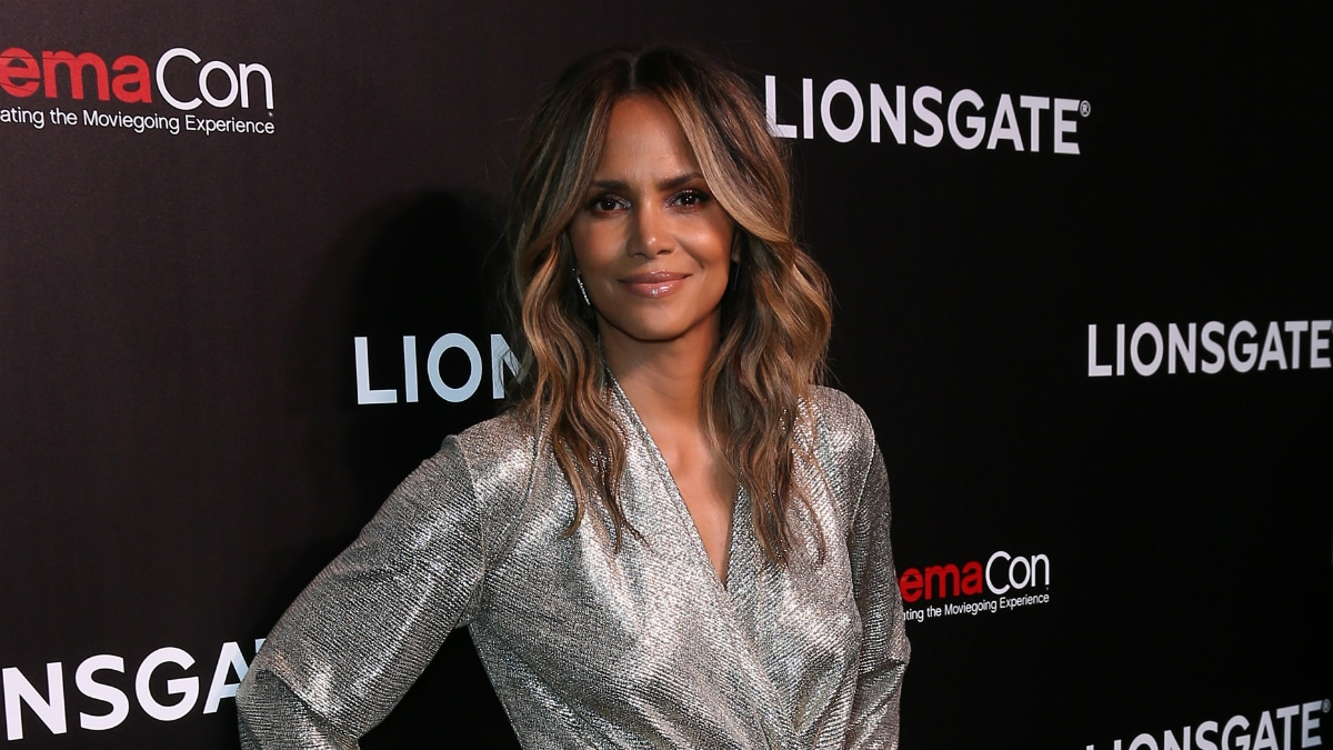 Halle Berry. 2019 CinemaCon Lionsgate Studio Presentation at Caesars Palace.