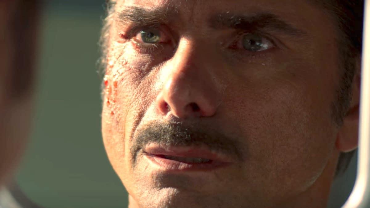 John Stamos as 'Marco' in Huge in France