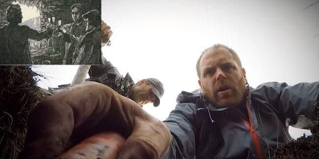 Expedition Unknown exclusive: Josh Gates unearths what could be Bonnie Charles' buried Scottish treasure