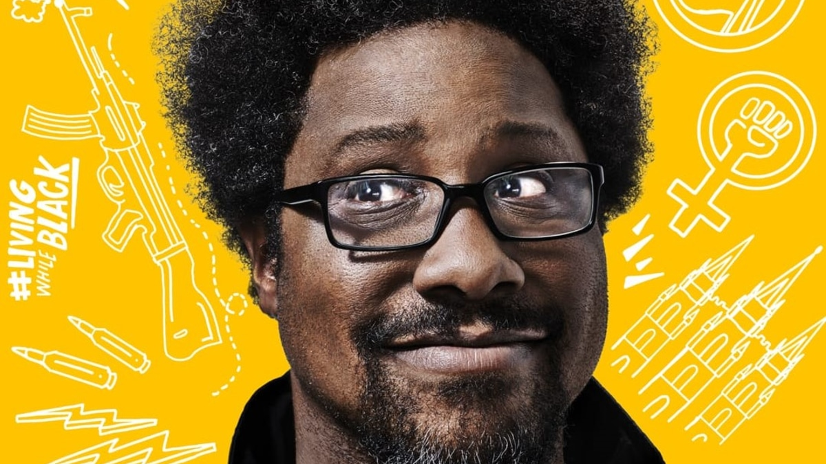 W. Kamau Bell takes us across America in his bid to find common ground. Pic credit: CNN