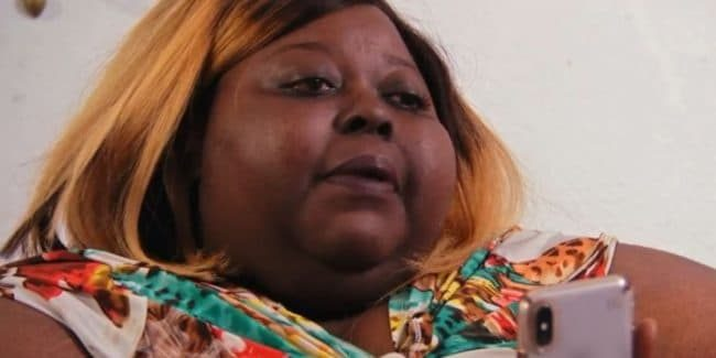 My 600-lb Life Lashanta White shows Dr. Now she can do it: Update on her transformation today