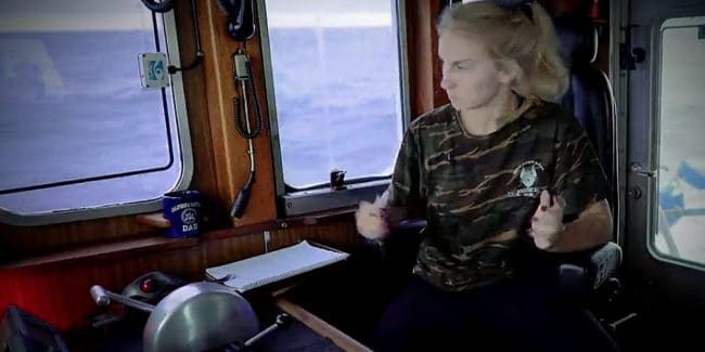 Deadliest Catch exclusive: Mandy's first solo attempt nearly ends in catastrophe on Northwestern
