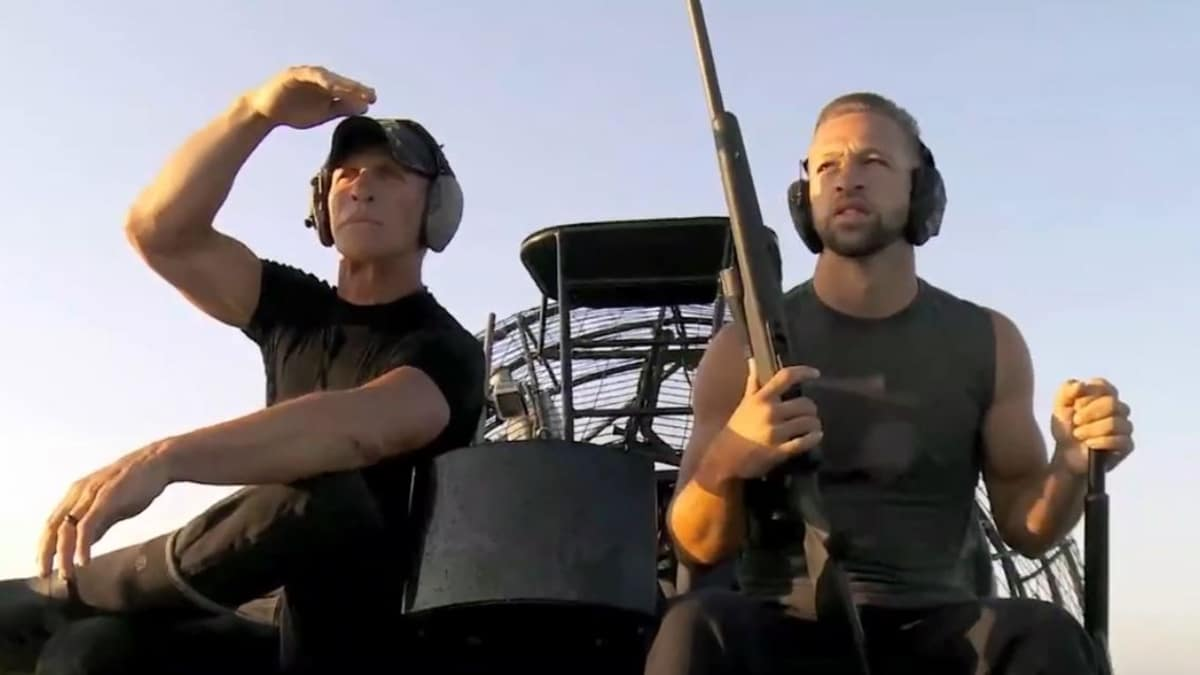 The Molineres on Swamp People