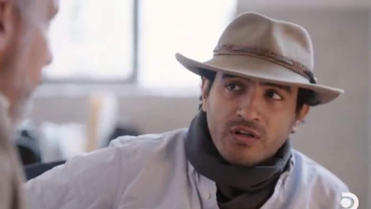 Ramy gets to the bottom of who is really the John Wilkes Booth Mummy that toured the USA