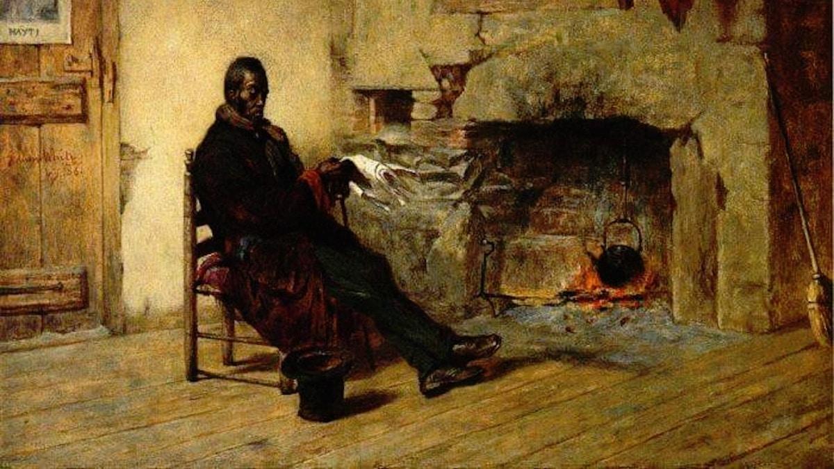 Samuel Ball as shown on Curse of Oak Island