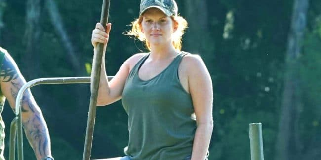 Swamp People exclusive: Ashley 'Dead Eye' Jones, the Mississippi queen in Cajun country