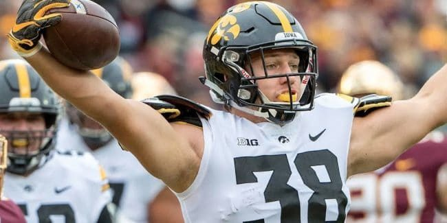 tj hockenson drafted no 8 by detroit lions