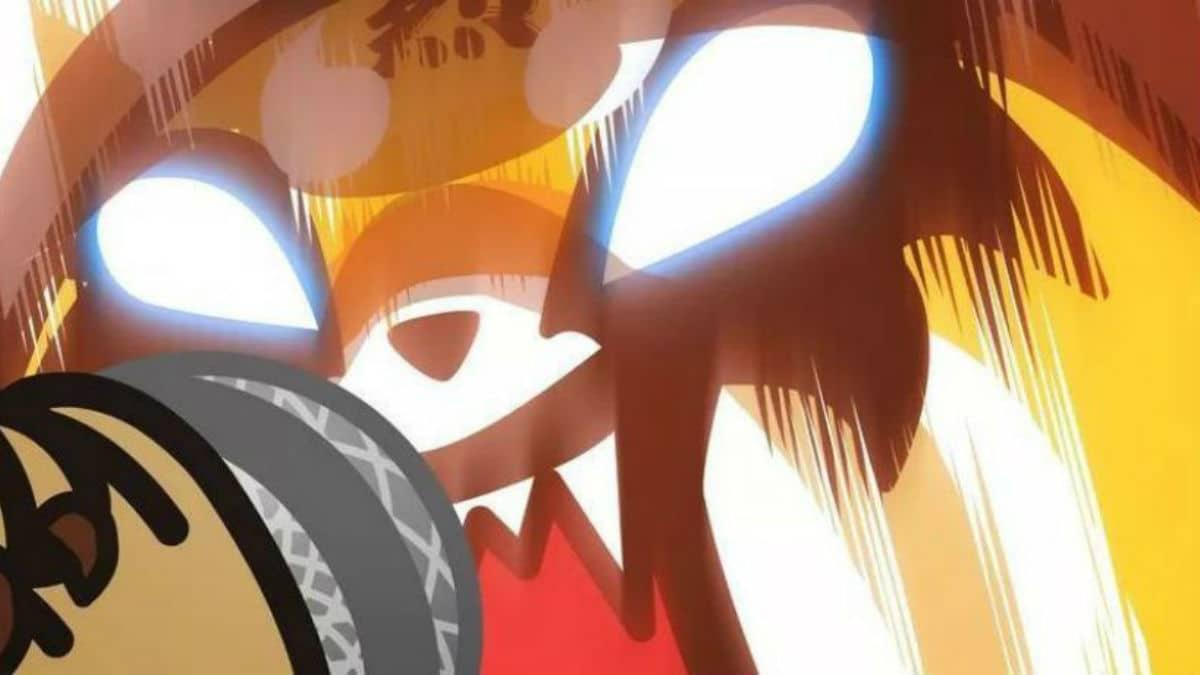 Aggretsuko Metal Scream