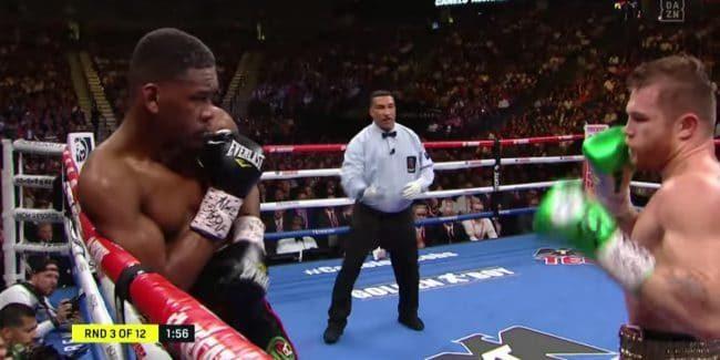 Canelo Alvarez vs Daniel Jacobs