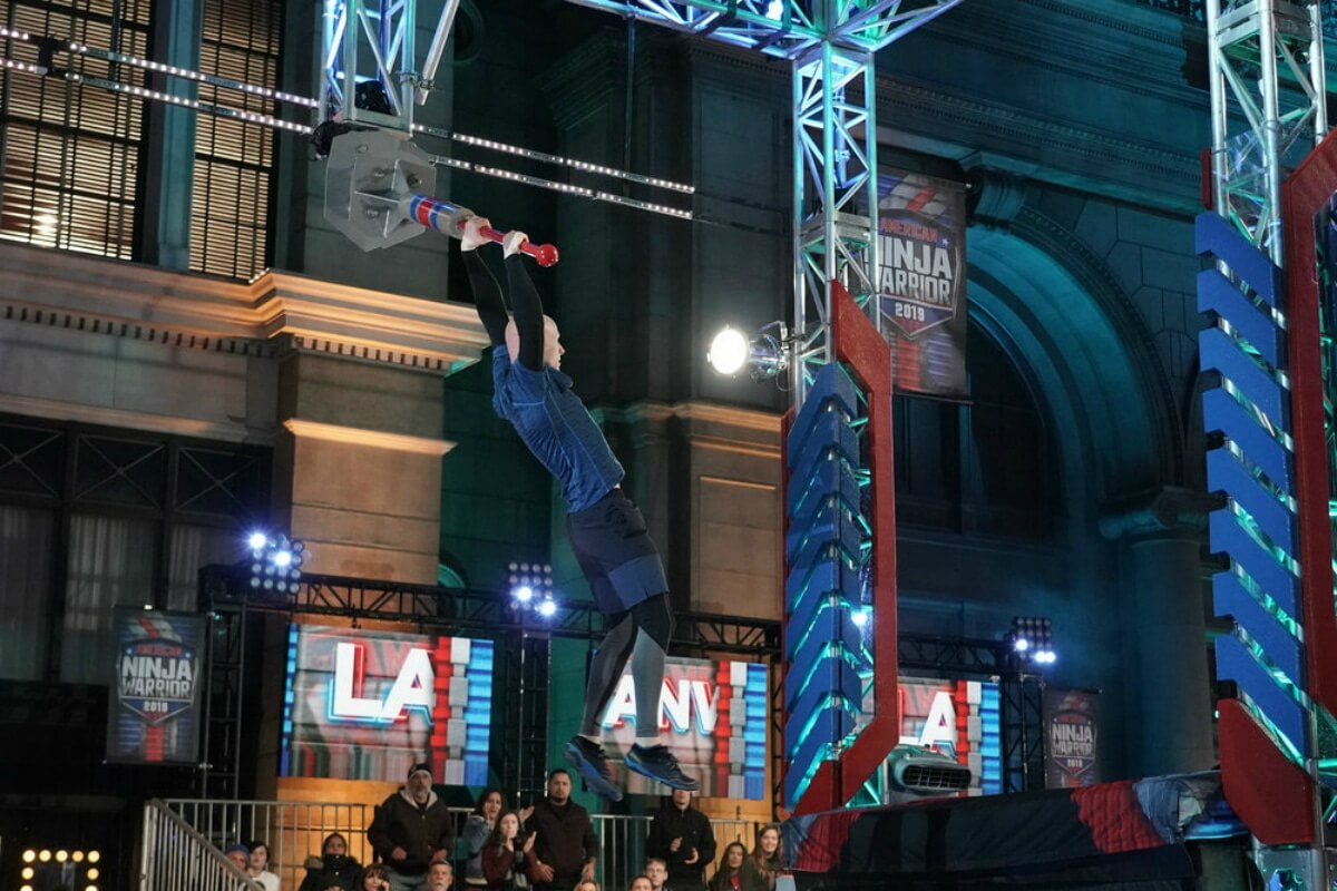 ANW contestant Kevin Bull