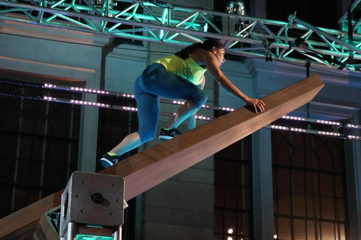 Contestant Tiana Webberley