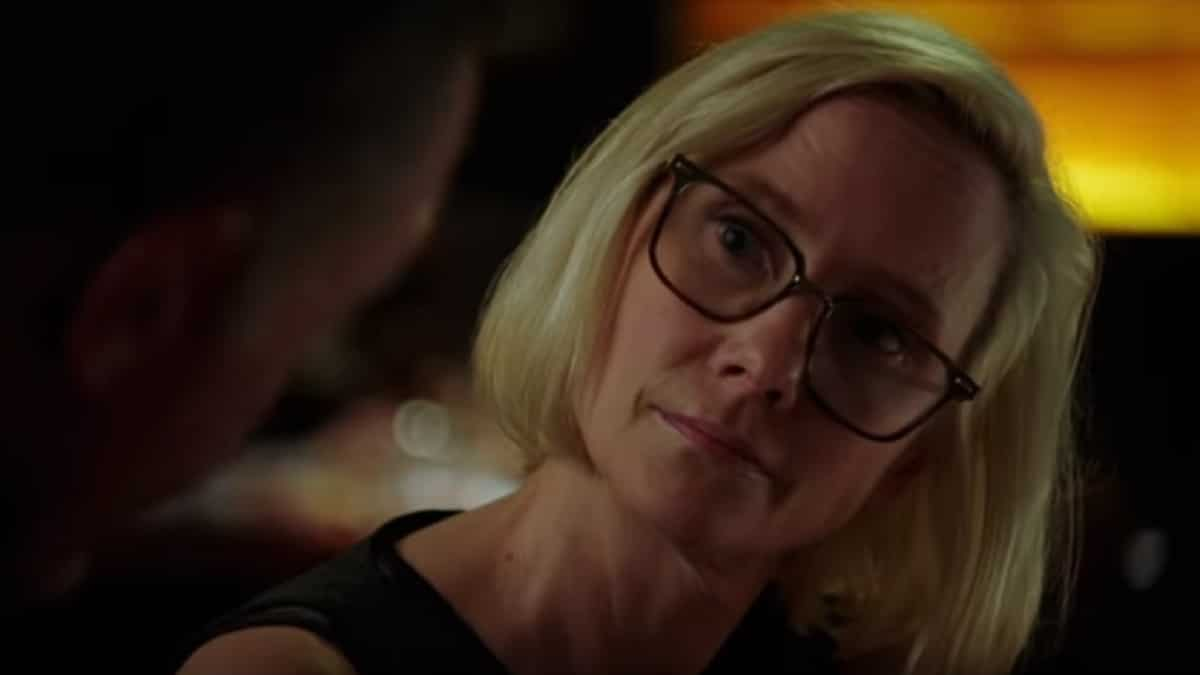 Anne Heche as Kate Brennan on Chicago P.D. cast