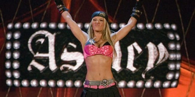 Ashley Massaro cause of death unknown