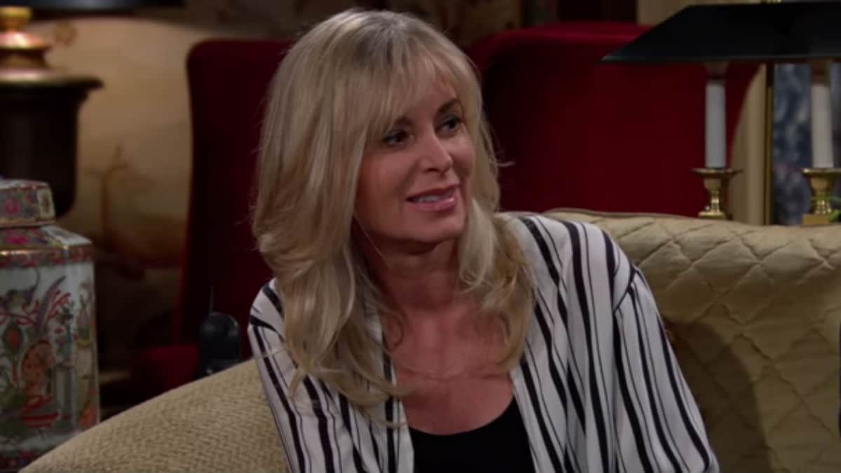 Eileen Davidson as Ashley Abbott on The Young and the Restless.