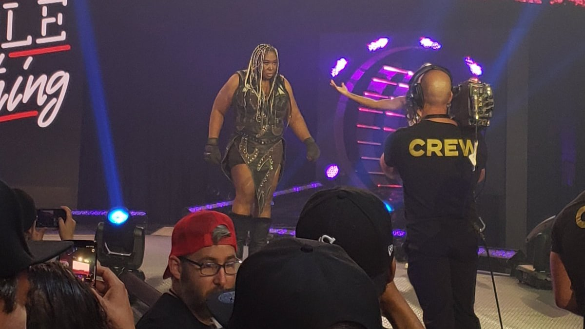Awesome Kong makes her debut at AEW Double or Nothing