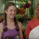 "Rebecca ""Becca"" Droz and Floyd Pierce on The Amazing Race"